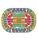 For Sale - 2 LA LOS ANGELES CLIPPERS @ OKC OKLAHOMA CITY THUNDER TICKETS GAME 1 MAY 5