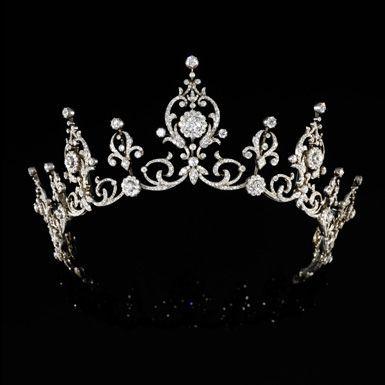 Coronas y tiaras