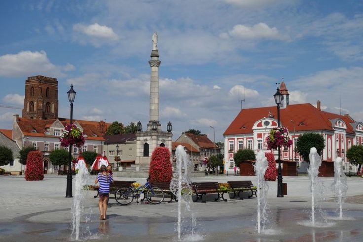 Flower Tower Gostyń, Poland