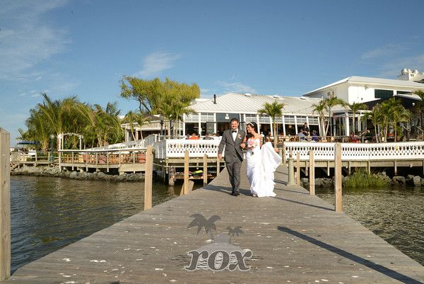 Ocean City Beach Wedding: Wedding At The Fager's Island Pier In Ocean City MD By Rox