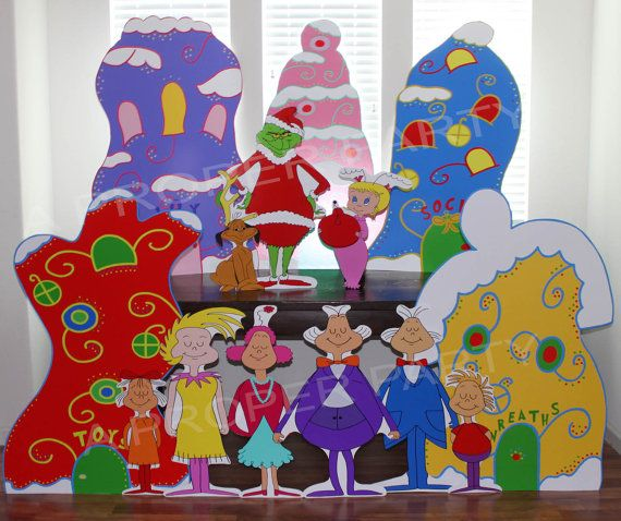 The gallery for dr seuss whoville buildings for A person who designs buildings and houses