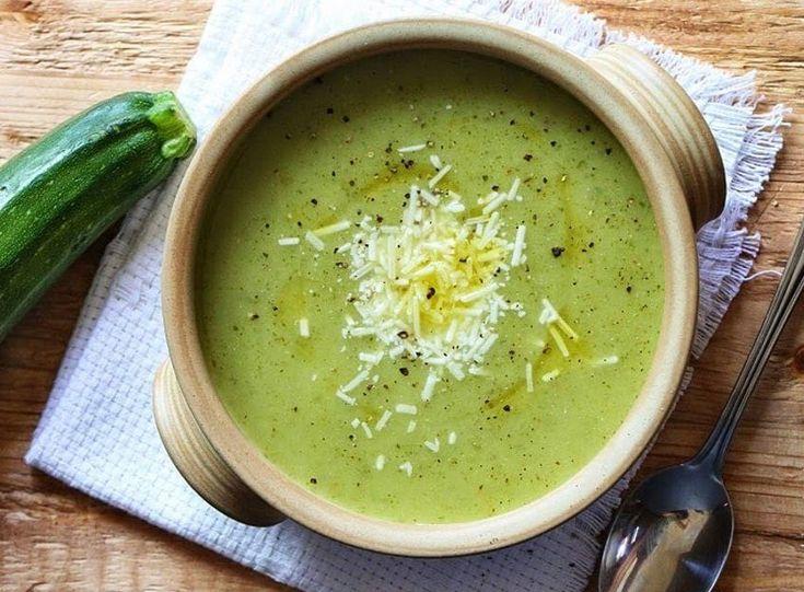 Огуречно-йогуртовый суп