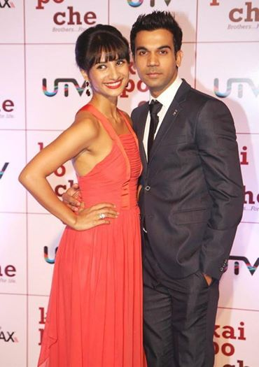 Patralekha and Raj Kumar Yadav