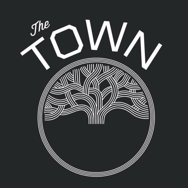 "Golden State Warriors NBA Logo 2018 ""The Town"""