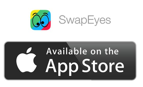 SwapEyes is available for IOS users! :-)    https://itunes.apple.com/pt/app/swapeyes/id1037537002?l=en&mt=8   Get it now for free!