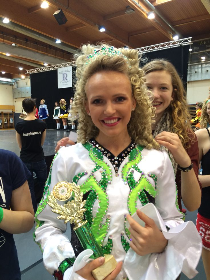 Irishdress irishdancer