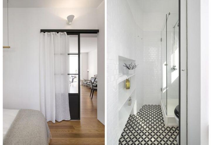 Oltre 1000 idee su appartamento con una camera su for Piani di un appartamento con una camera da letto