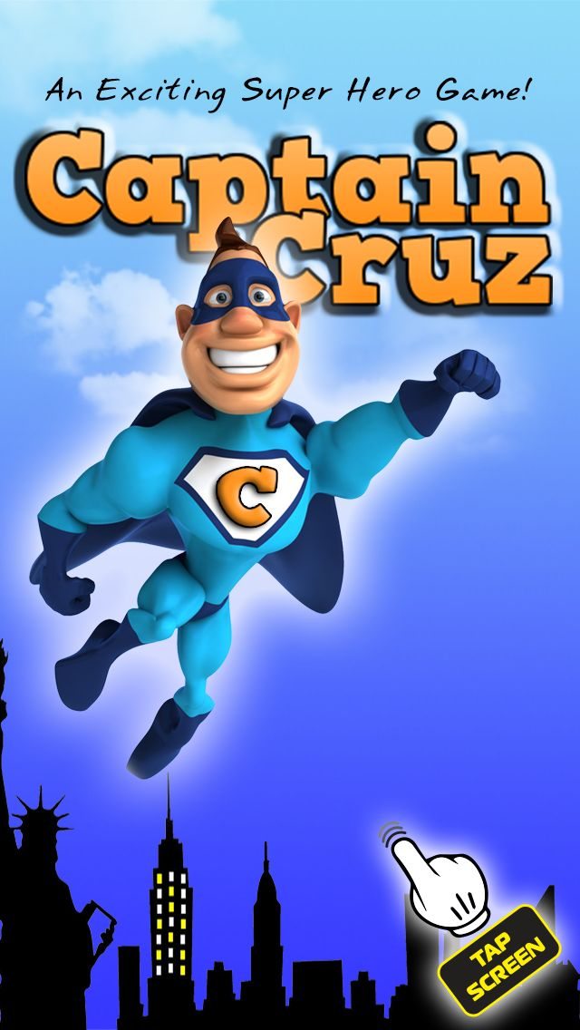 Captain Cruz is a great little game for your iphone