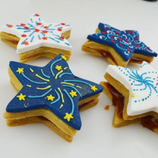 Patriotic Cake Decorating Supplies