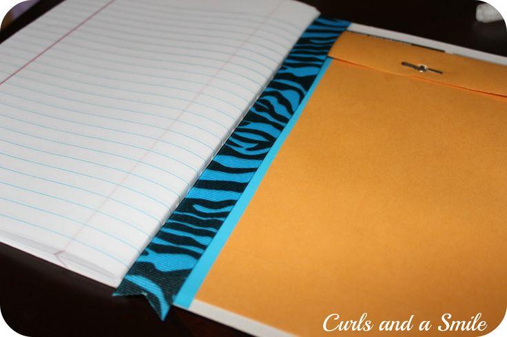 sådan sættes interaktive notesbøger op inden start