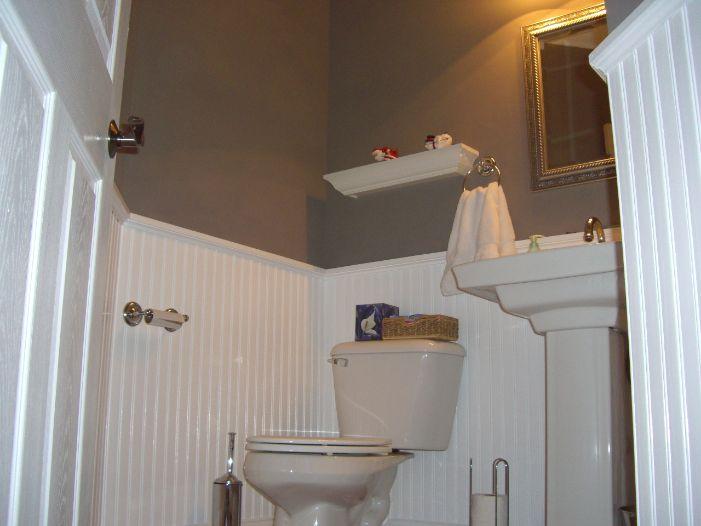 12 best Wainscoting images on Pinterest Bathroom ideas - beadboard bathroom ideas