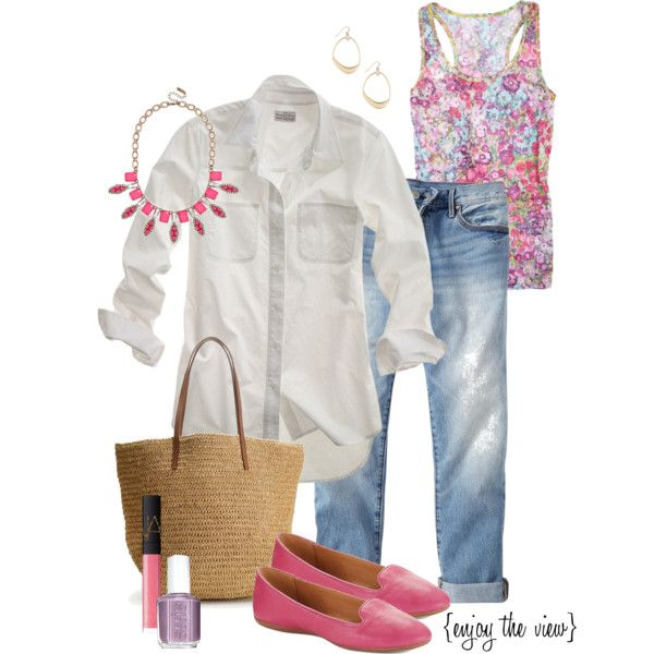 Fashion for Friday: Spring Pink Weekend