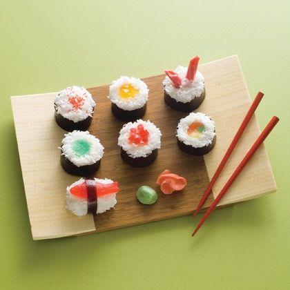 Sweet Candy Sushi Recipe!