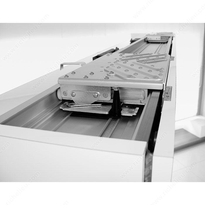 Find The Largest Offer In Hardware For Coplanar Sliding Doors Like Ps40 1 Coplanar Flexib Cabinet Door Hardware Woodworking Industry Woodworking Projects Plans