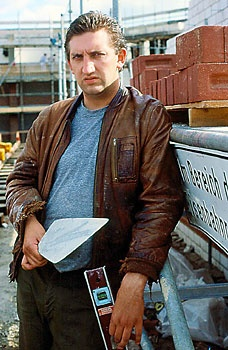 Jimmy Nail, one can only, but love him, for his accent!