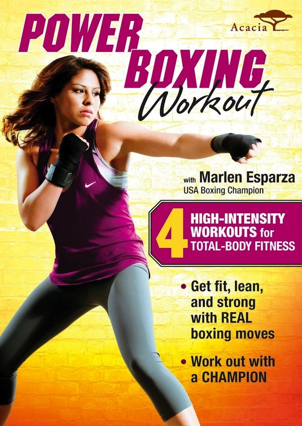 Boxing Workout DVD just released. Enter to win! #giveaway #fitness