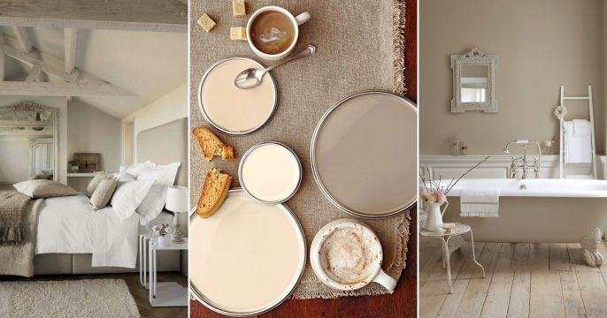 """12 Timeless Paint Colors That Will Never Go Out Of Style """"Oatmeal"""""""