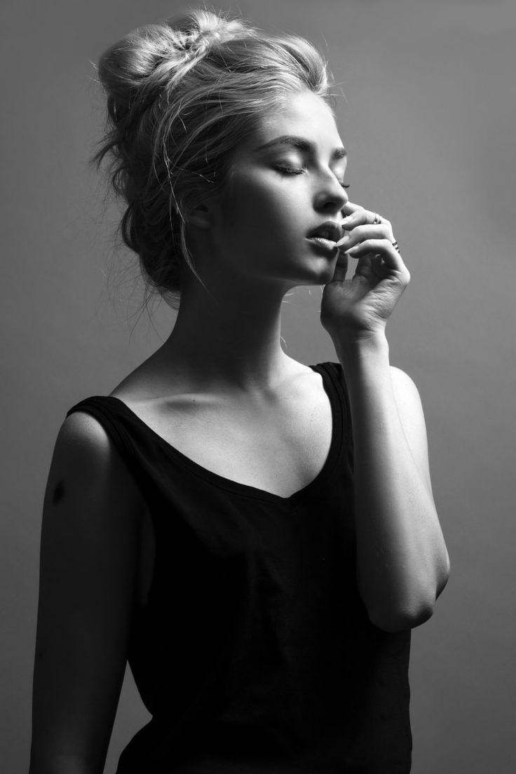 как сделать красивое черно белое фото мелких