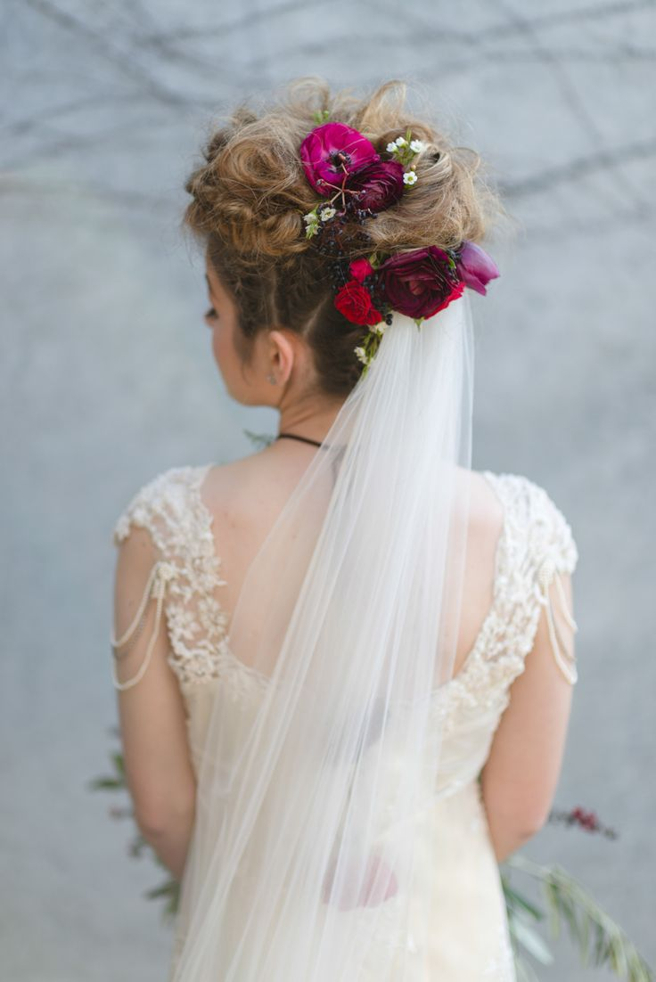 476 best vintage bridal hair dos images on pinterest | hair dos