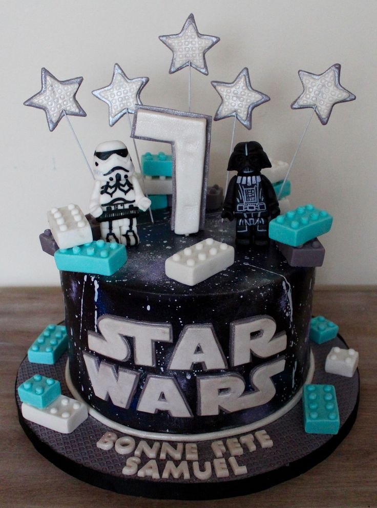 17 Best Ideas About Star Wars Birthday Cake On Pinterest