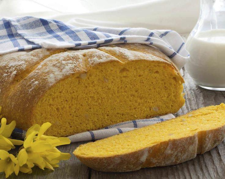 O reteta de paine fara gluten: cu dovleac si faina de migdale