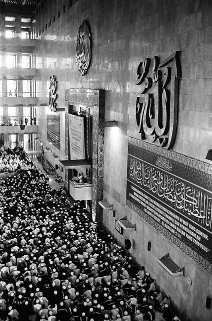 Inside Istiqlal by Firdaus Usman
