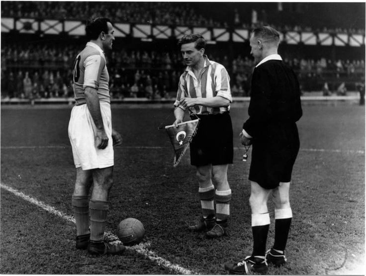 SAFC v Galatasaray 1950