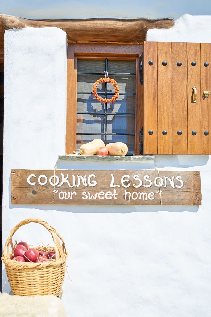 Cooking Lessons  Karaiskos Farm