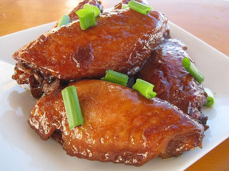 Thai Food Recipes | Chicken wings Thai-style recipe | Food Recipes - Delicious Food