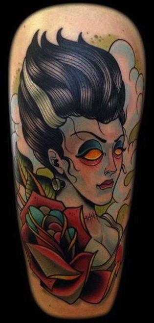 272 best old school neo trad images on pinterest tattoo for Wild zero tattoo