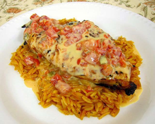 Queso Smothered Chicken | Plain Chicken: Dinner, Chicken Turkey, Queso ...