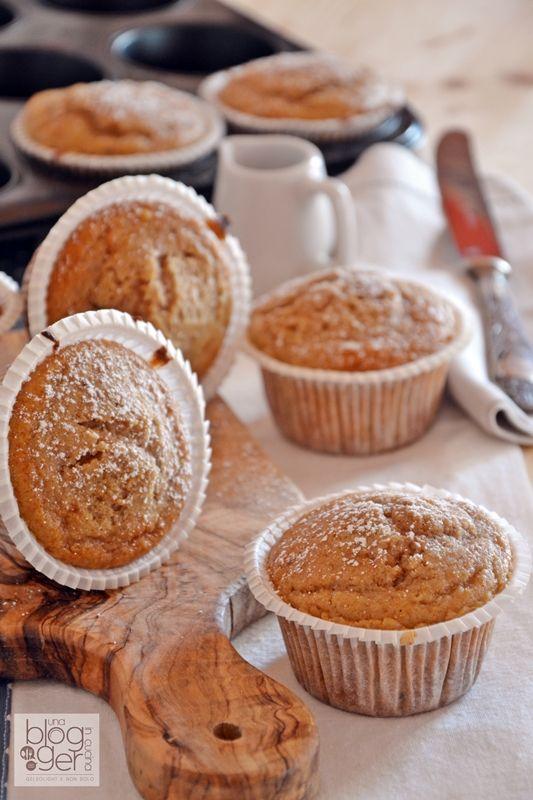 Muffin senza glutine quinoa e castagne