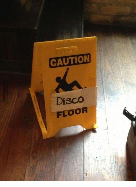 Disco floor | Funny Wallpapers