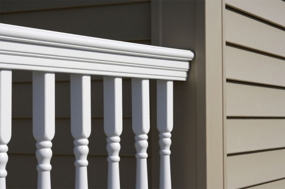 Best Colonial Baluster Composite Railing Coolonial 1960S 640 x 480