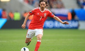 Joe Allen gives rallying cry to Wales team for decisive Russia game