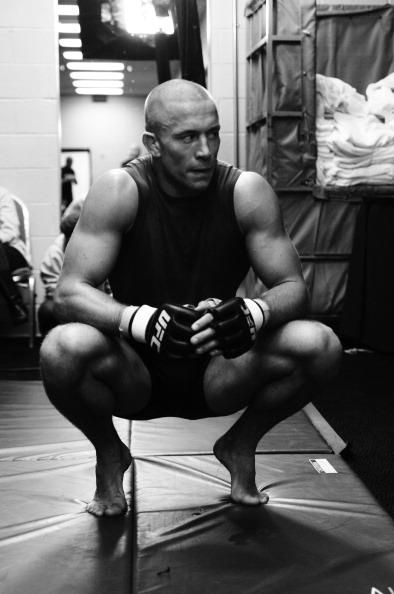 "iam-the-superman:  ""I feel like I am just reborn. I can't wait to be back and I'll be better than ever because of it.""  — GSP"
