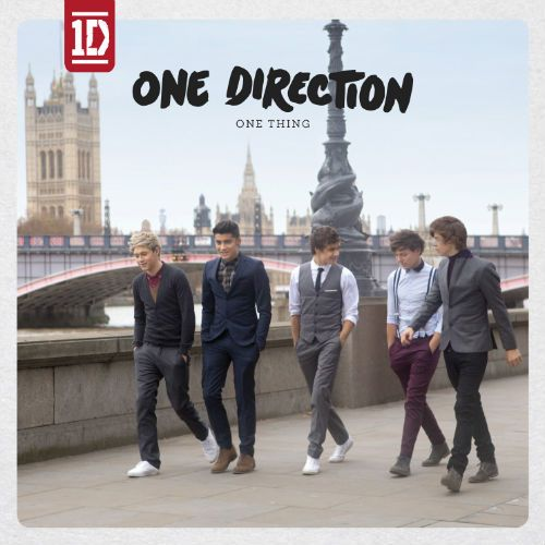 One Direction: One thing (CD Single) - 2011.