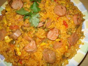 Next Recipe  Cuban Yellow Rice & Vienna Sausages, Arroz Amarillo con Salchichas