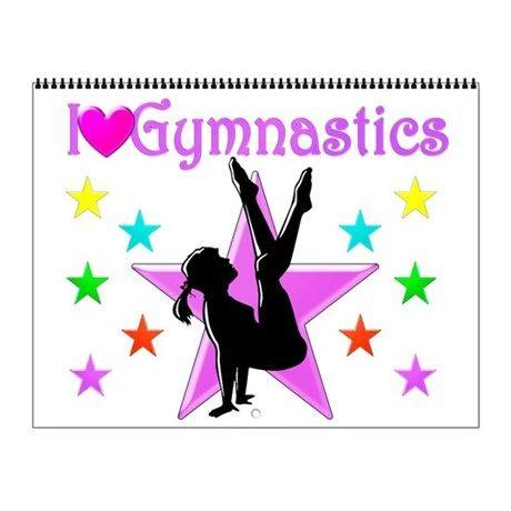 DAZZLING GYMNAST Wall Calendar Inspire your awesome Gymnast to go for gold with our original and motivational Gymnastics Calendars. http://www.cafepress.com/sportsstar/10135150  #Gymnastics #Gymnast #WomensGymnastics #Gymnastgift #Lovegymnastics #Gymnastcalendar #Gymnasticscalendar