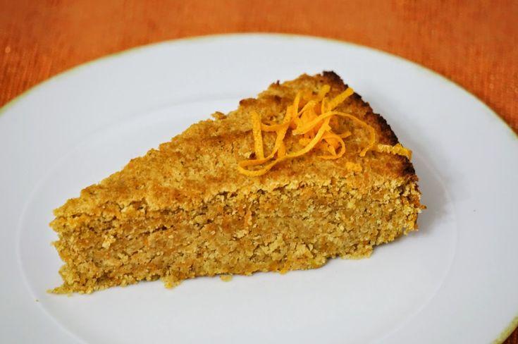 Elmira paleo konyhája: Narancsos répatorta