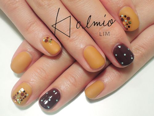 nail snap | 古場 聡子 | 4 FEB. 2014 | LIM | LESS IS MORE