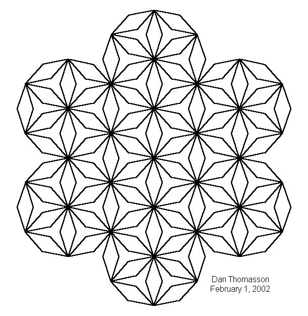 tessellating shapes templates - tessellation printable coloring pages enjoy coloring