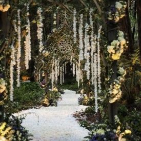 celtic small forest wedding ideas | forest #wedding #theme