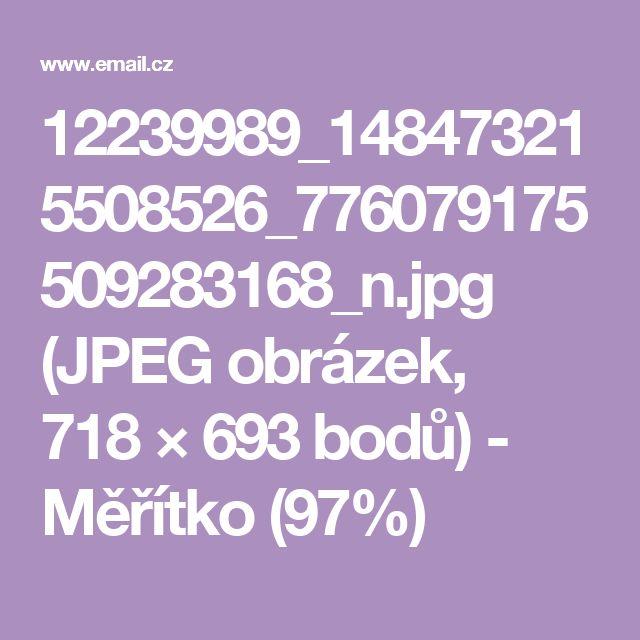 12239989_148473215508526_776079175509283168_n.jpg (JPEG obrázek, 718×693 bodů) - Měřítko (97%)