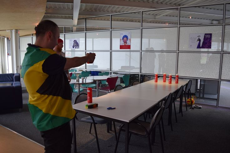 With the excitement of the Olympic Games fast-approaching, you may be considering how to get your workplace into the spirit of things, and what better way than hosting your own Office Olympics?