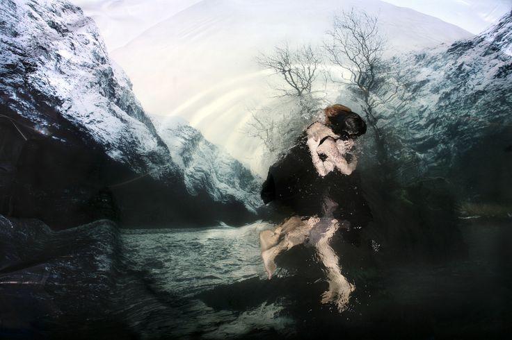 Mirror, 2010 #fineart #photography #susannamajuri #underwater