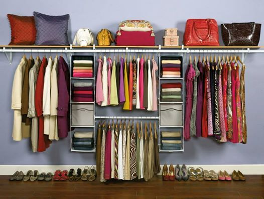 guarda roupa tipo closet