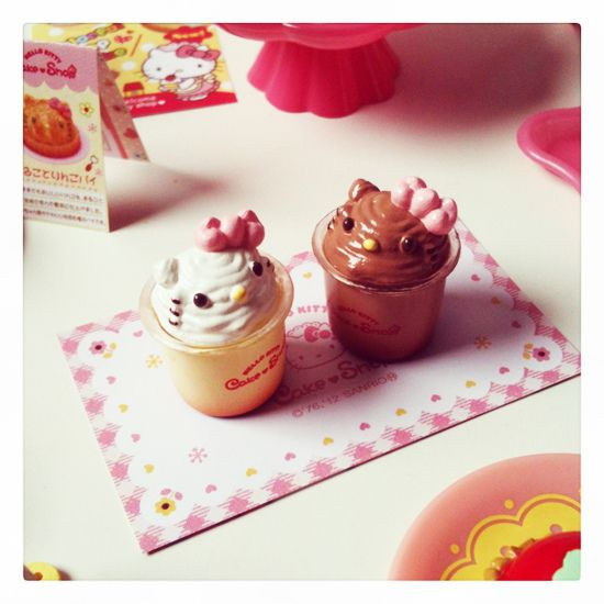Hello Kitty Mini Kitchen Set: 363 Best Images About Re-ment On Pinterest
