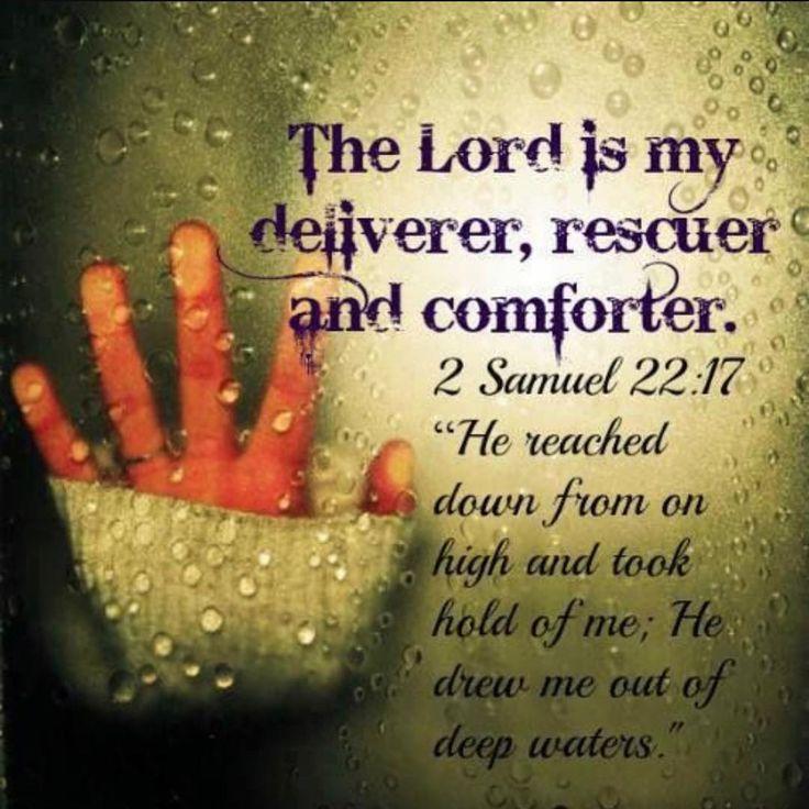 2 Samuel 22:17