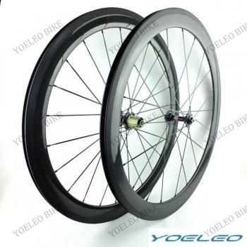 700C Carbon Wheels Tubular 50MM
